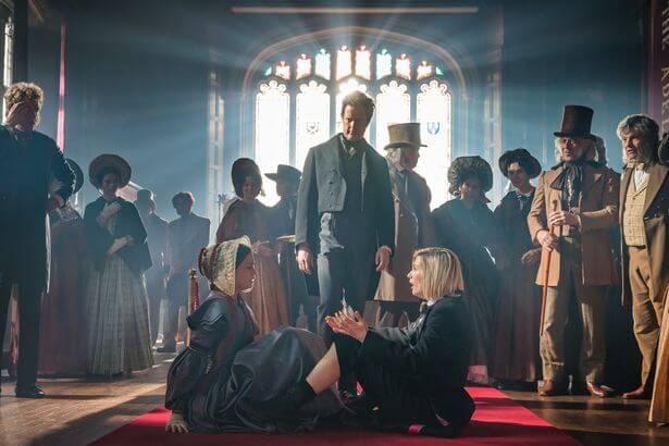 Ada Lovelace stars in Doctor Who episode Spyfall Picture BBC
