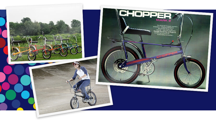 Raleigh Chopper Bike thumbnail image