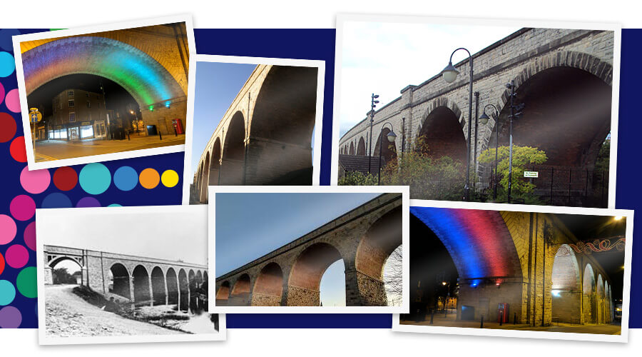 Mansfield Railway Viaduct thumbnail image