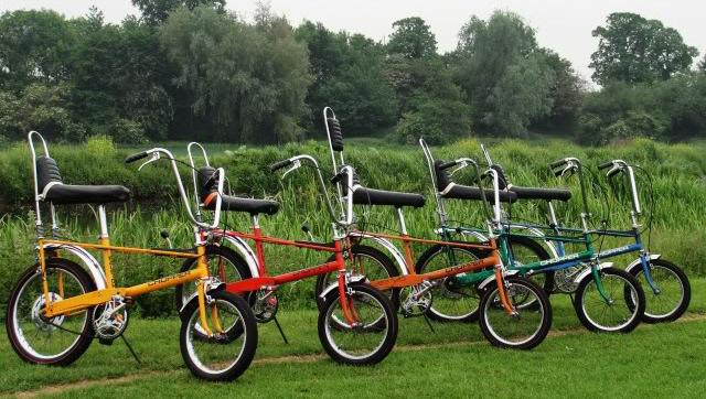 Raleigh Chopper MK1 - Photo by Thethotone at English Wikipedia CCO